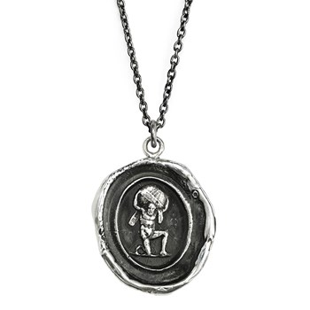 605-01288-Pillar of Support Talisman Necklace