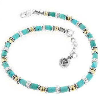 Turquoise Anklet-207843