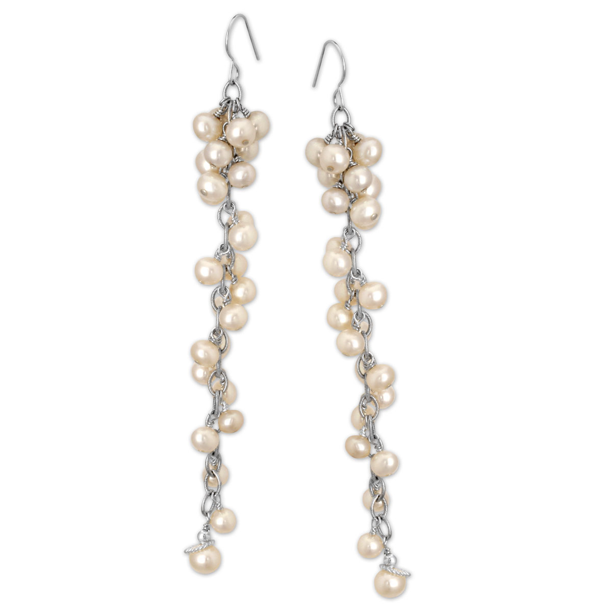 339849-Cascading Pearl Earrings