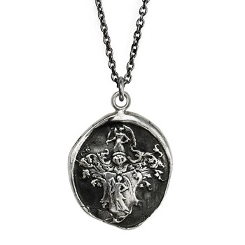605-01295-Angels Talisman Necklace