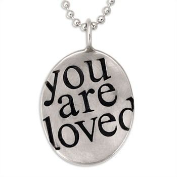 You are Loved charm 338475