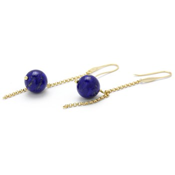 210-618-Lapis Lazuli Earrings