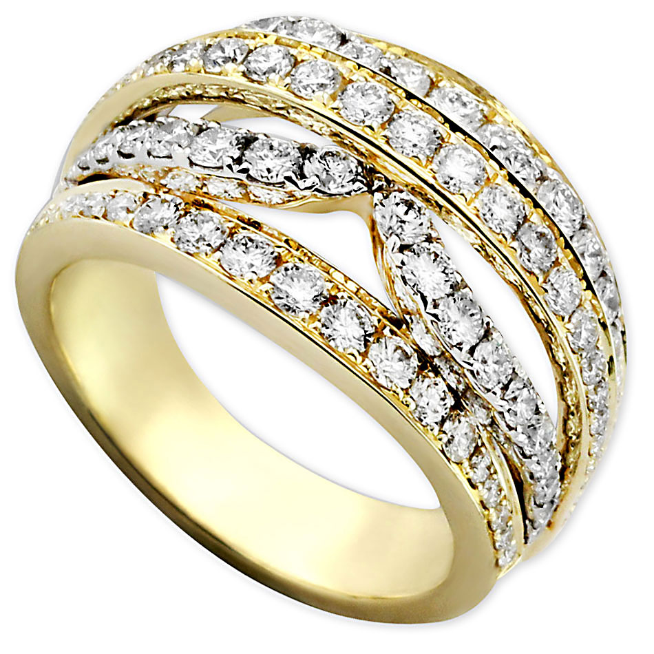 336532-Frederic Sage Paloma Diamond Ring