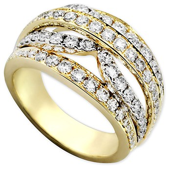 Frederic Sage Paloma Diamond Ring-336532