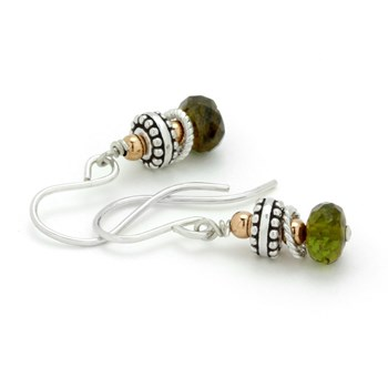 Tourmaline Earrings-210-776