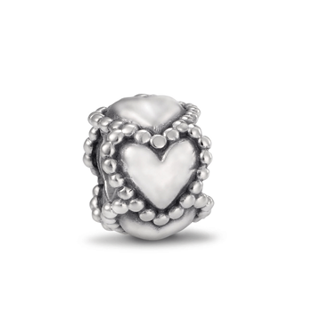 PANDORA Everlasting Love Charm RETIRED