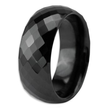 Black Ceramic Ring-339530