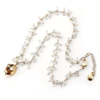 348487-Cosmic Crystal Necklace