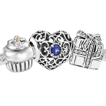 3386-PANDORA Happy September Birthday Set