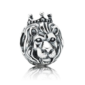 PANDORA King of the Jungle Charm RETIRED