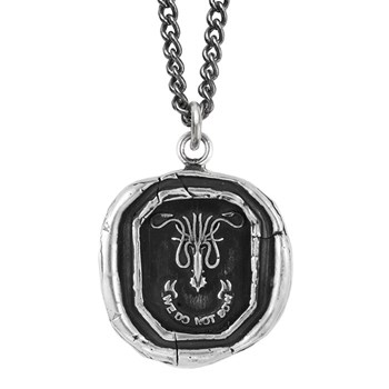 605-01294-Game of Thrones | House Greyjoy Talisman Necklace