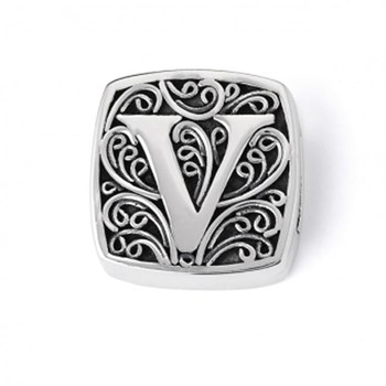 V is for Va Va Voom Slide Charm-342507