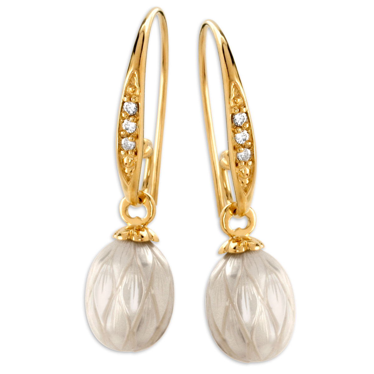 335434-Galatea Carved Pearl & Diamond Earrings