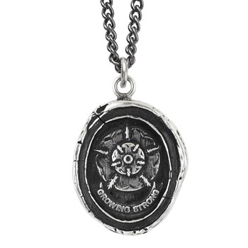 605-01293-Game of Thrones | House Tyrell Talisman Necklace