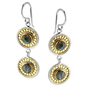 Labradorite Earrings-345296