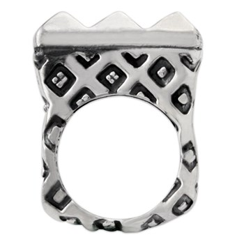 Dian Malouf Sterling Silver Ring-332714