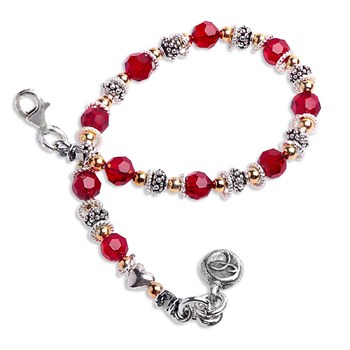 Heart Awareness Bracelet 4-178570