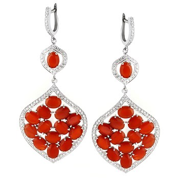 347208-Carnelian Earrings