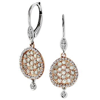 Diamond Earrings-344780