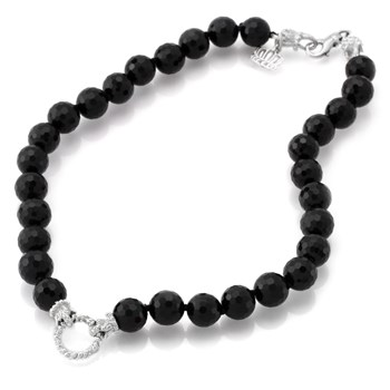 341288-Black Onyx Necklace