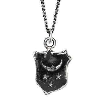 605-1320-Contemplation Talisman Necklace