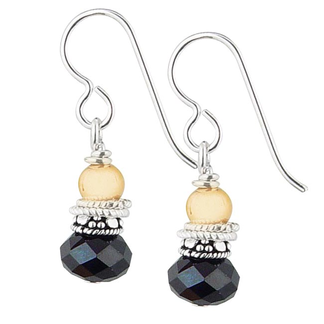 190640-Melanoma Cancer Awareness Earrings