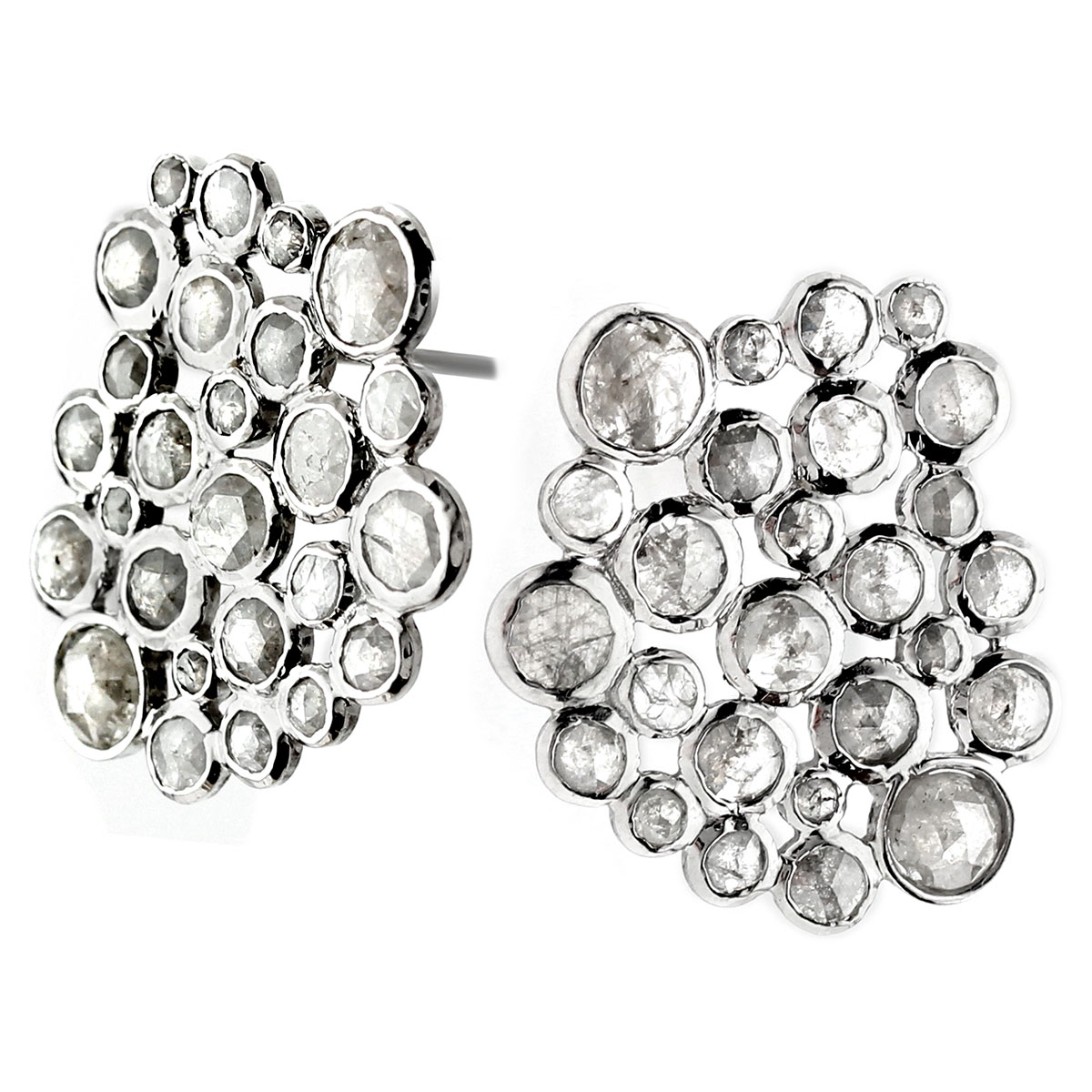 341248-Raw Diamond Earrings