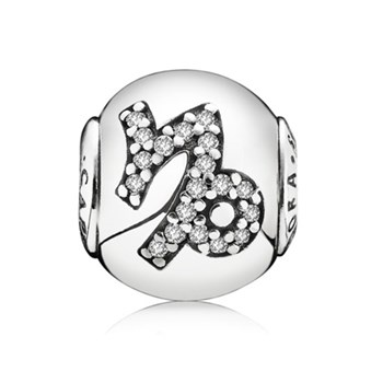 346724-PANDORA ESSENCE Collection CAPRICORN Charm RETIRED LIMITED QUANTITIES!