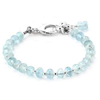 Lollies Aquamarine Bracelet 344856
