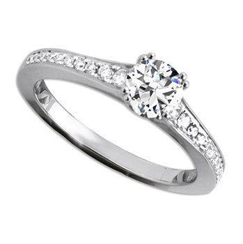 Frederic Sage Bridal Ring-348872