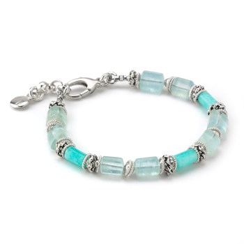 Aquamarine & Amazonite-240-3430