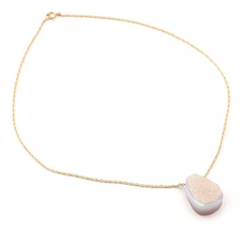 341397-Drusy Necklace