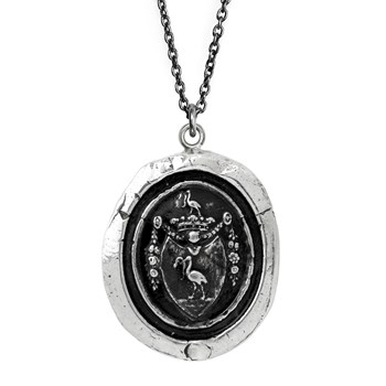 605-01315-Patience Talisman Necklace
