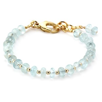 Lollies Aquamarine Bracelet 344858