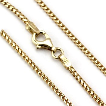 16'' 14K Yellow Gold Snake Chain-341832