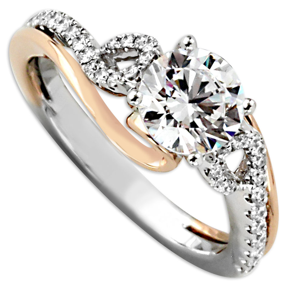 344212-Frederic Sage Bridal Ring