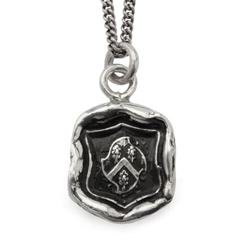 605-01177-Guardian Talisman Necklace