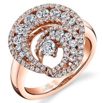 Parade Fashion Diamond Ring-347695
