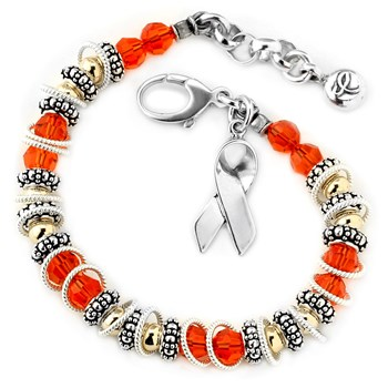 217125-Leukemia - Spectacular Awareness Bracelet