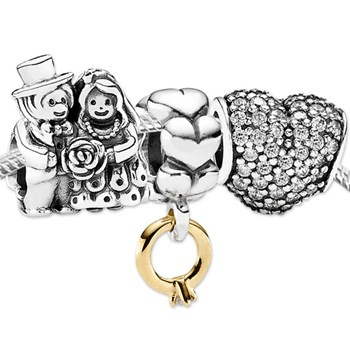 3436-PANDORA Forever Yours Set