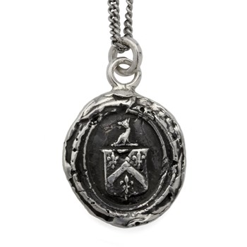 605-01185-Guard Talisman Necklace