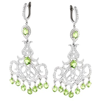 347204-Peridot Earrings