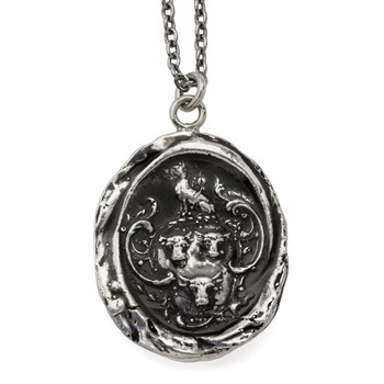 605-01175-Keeper Talisman Necklace