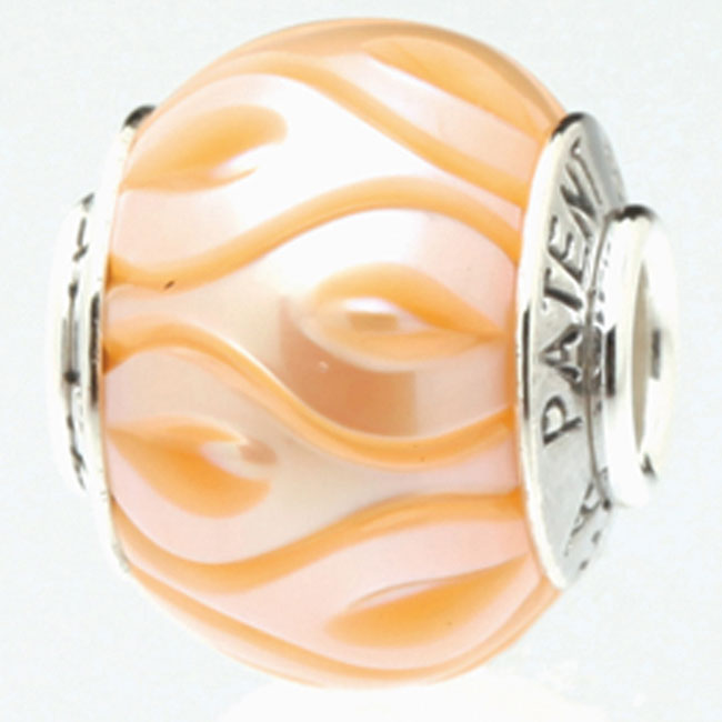 339120-Galatea Peach Levitation Pearl
