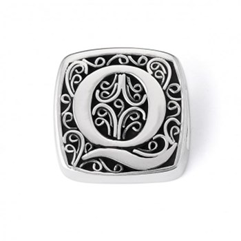Q is for Quirky Slide Charm