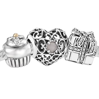3383-PANDORA Happy June Birthday Set