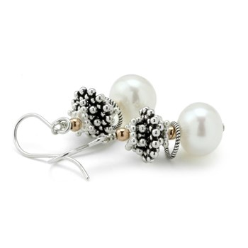 Pearl Earrings-210-775