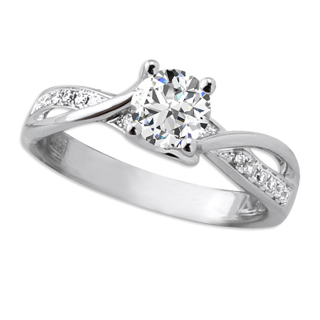 349505-Frederic Sage Bridal Ring