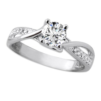 Frederic Sage Bridal Ring-349505