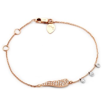 Angel Wing Bracelet-341764